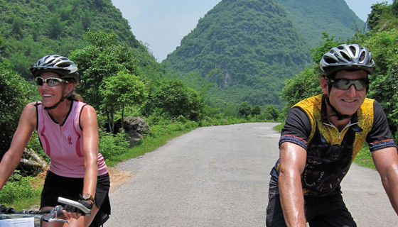 China Biking Tour